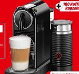 Nespresso-Kapselmaschine EN 267 BAE Citiz & Milk von DeLonghi