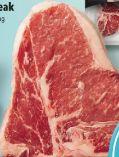 US Black Angus T-Bone-Steak von Landjunker