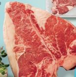 US Black Angus Porterhouse-Steak von Landjunker