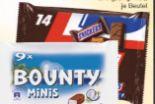 Minis von Snickers