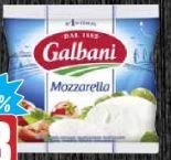 Mozzarella von Galbani