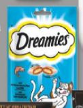 Snacks von Dreamies