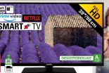 Smart-TV D39F506B4CW von Telefunken