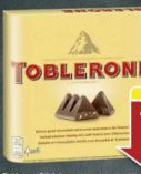 Stieleis von Toblerone