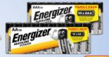 Batterien Family Pack von Energizer