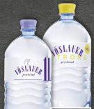 Mineralwasser von Vöslauer