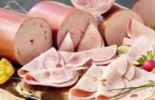 Delikatess-Frischwurst-Aufschnitt von Klaas + Pitsch