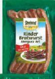 Bio Rinder-Bratwürstchen von Ökoland