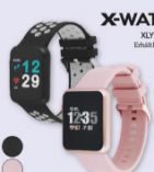 Smartwatch Keto Sun Reflect von X-Watch