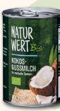 Bio-Kokosnussmilch von NaturWert