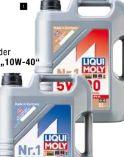Motoröl von Liqui Moly