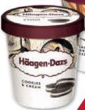 Eiscreme von Häagen Dazs