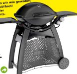 Gasgrill Q 3000 Black von Weber