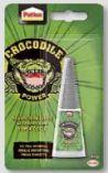 Crocodile Sekundenkleber von Pattex