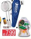 Badminton-Set von Best Sporting