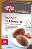 Mousse au Chocolat von Dr. Oetker