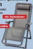 Relax-Liegestuhl Salzburg von Silvertree