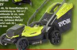 Hybrid-Rasenmäher RLM18C33B25 von Ryobi