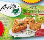 Rucola-Süßkartoffel-Ecken von Avita