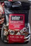 Premium Holzkohle Briketts von Weber
