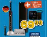 Oral-B Elektrische Zahnbürste Smart 4500 Black Edition von Braun