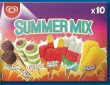 Summer Mix von Langnese