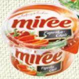 Frischkäsezubereitung von Miree