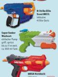 Nerf Blaster von Hasbro
