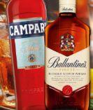 Blended Scotch Whisky von Ballantines