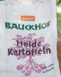 Bio Speisekartoffeln von Bauckhof