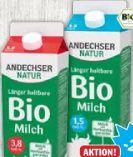 Frische Bio-Milch von Andechser Natur