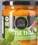Bio Fertigsuppen von Little Lunch