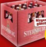Pilsener von Sternburg