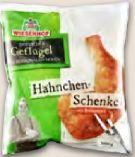 Hähnchen Schenkel von Wiesenhof