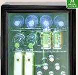 Glastür-Kühlschrank KSG 7281 von Bomann