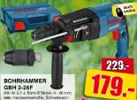 Akku-Bohrhammer GBH 2-26F von Bosch