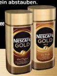 Gold Löslicher Bohnenkaffee von Nescafé