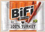 100% Turkey Snack von Bifi