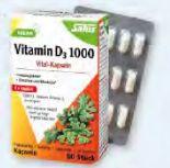 Vitamin D3 1OOO von Salus