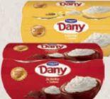 Dany Pudding-Dessert von Danone