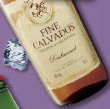 Fine Calvados von Deribaucourt
