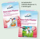 Aqua Safe Pflaster von Vitalis