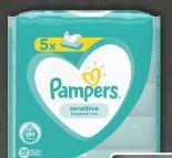 Sensitive Feuchttücher von Pampers