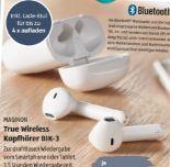 True Wireless Kopfhörer BIK-3 von Maginon