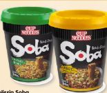 Soba Cup Noddles Classic von Nissin