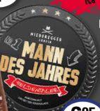 Marzipan Heldentaler Mann des Jahres von Niederegger