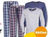 Herren Henley-Pyjamashirt von U.S. Polo ASSN