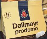 Kaffepads von Dallmayr