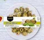 Grüne Oliven von Perla