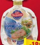 Sonntags-Frühstück von Stockmeyer